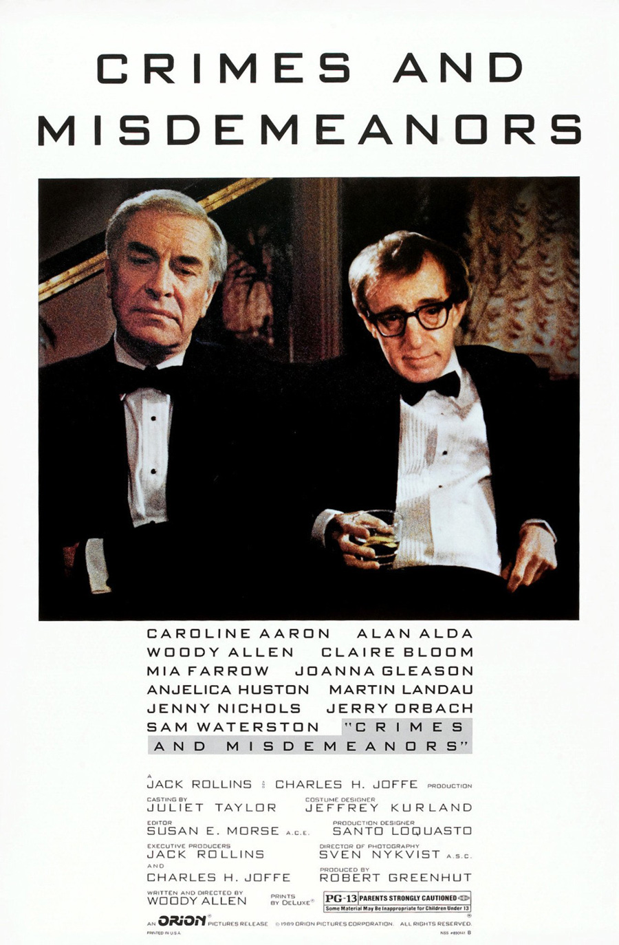 Crimes and Misdemeanours (1989)
